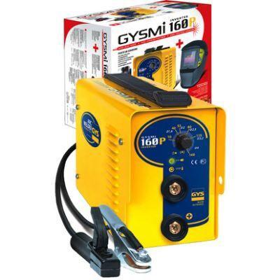 gambar Trafo las inverter/mesin las inverter 160 A GYSMI