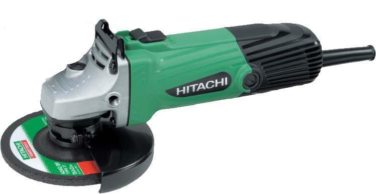 """gambar Disc grinder 4"""" HITACHI G10SS"""