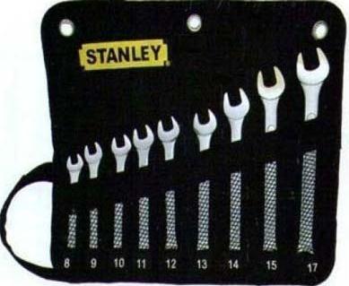 Gambar 1 : Kunci Ring Pas 8-24mm/ 11pcs STANLEY