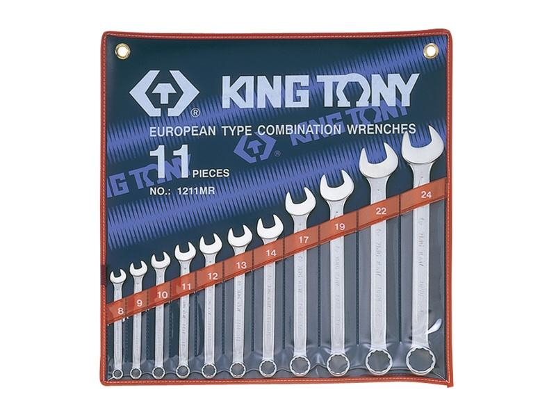 gambar Kunci Ring pas / combination wrench 8-24 KINGTONY
