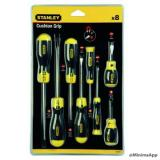 Thumbnail 1 : Screwdriver set / obeng set 8pcs STANLEY